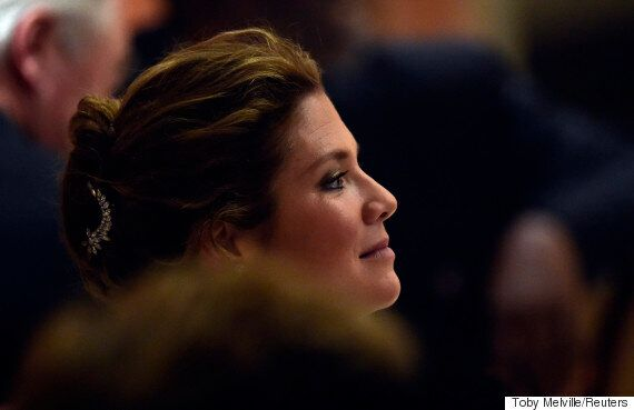Sophie Grégoire Trudeau: Opposition Parties Say PM's Wife Shouldn't Get More