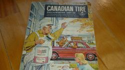 The Canadian Tire Catalogue Is Back After Almost A