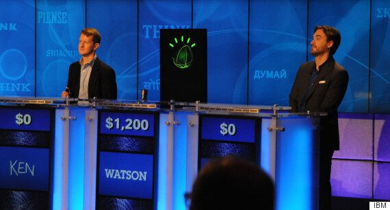 Designed To Play 'Jeopardy!,' IBM's Watson Is Now Learning To Fight