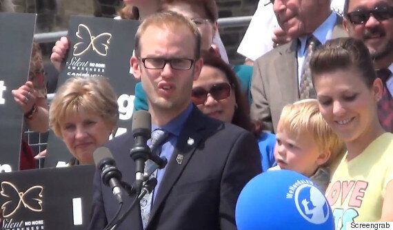Tory MP Arnold Viersen Tells Anti-Abortion Rally Liberals Becoming 'Government Of