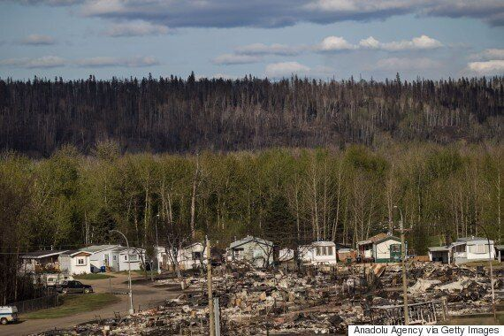 Fort McMurray Fire Fight Is 'Long From Over:'