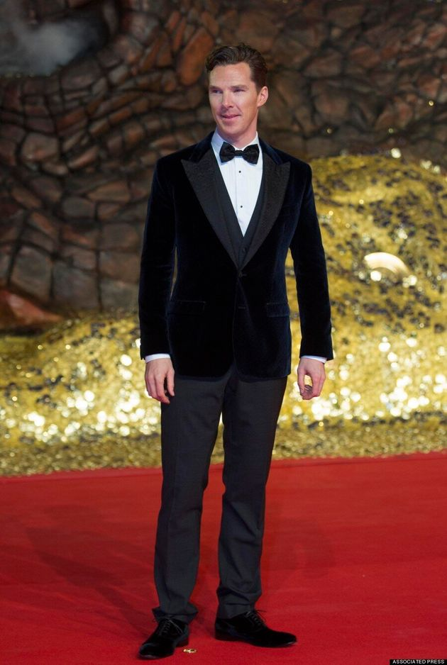 Benedict Cumberbatch Engaged: All The Times He Looked Ready To Meet You At The