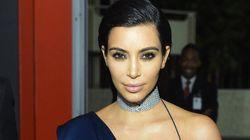 LOOK: Kim Kardashian Bleaches Her