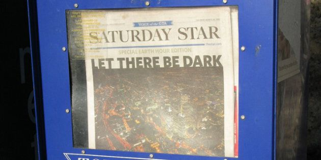Toronto Star's Paywall Gone In