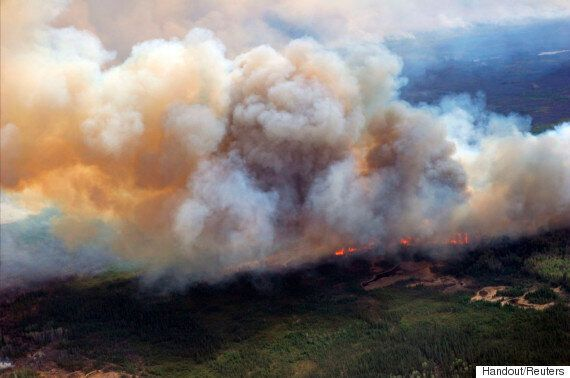 Fort McMurray Fire: Banks Trim 2016 Outlooks In Wake Of