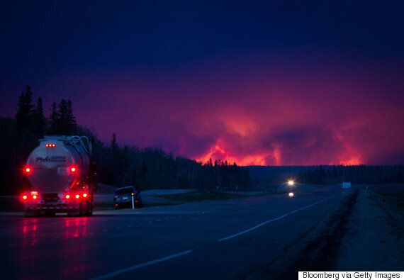 Fort McMurray Fire's Economic Impacts Won't Be As Bad For Canada As Some
