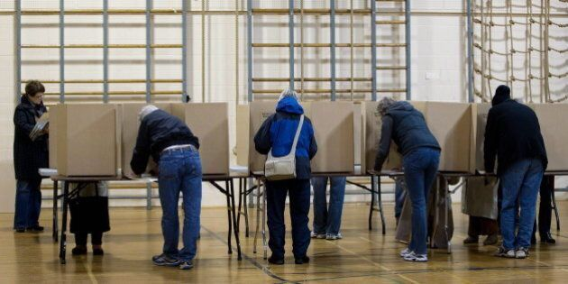 Don't Forget: Your Employer Must Give You Time To Vote On Election