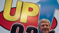 Harper Aims To Court Undecideds, Rally