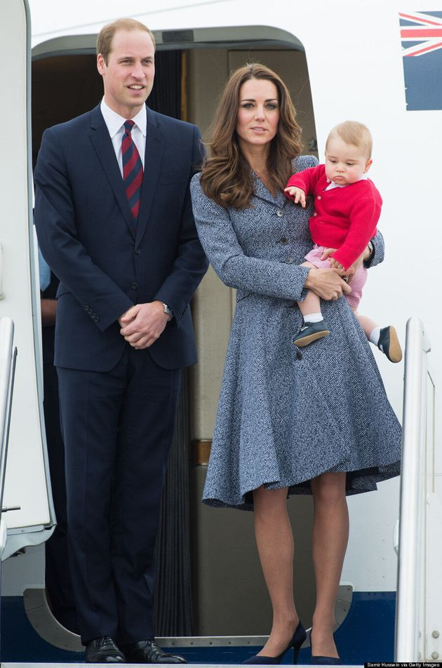 The Best Outfits Kate Middleton Wore In 2014