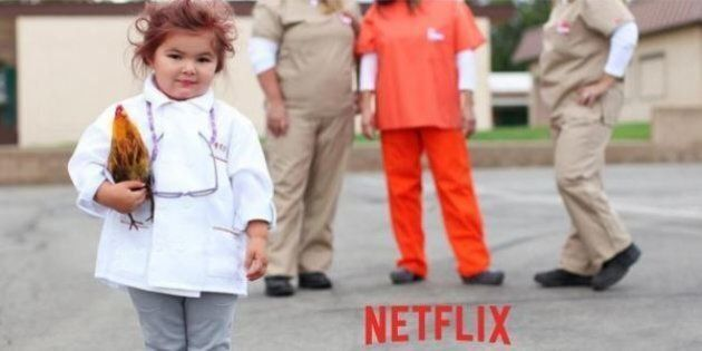 Toddler Halloween Costumes: This Little Girl Is Killing The Halloween