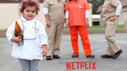 This Three-Year-Old Is Killing The Halloween