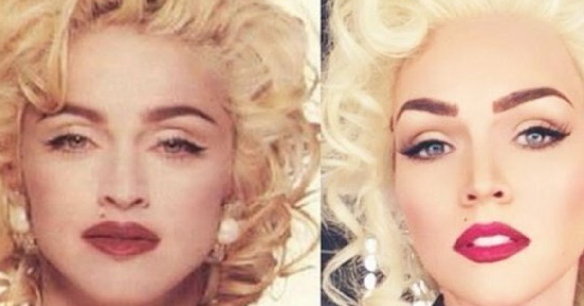 Makeup Artist Kandee Johnson Does Awesome Celebrity