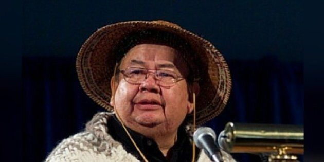 Andrew Thomas, Esquimalt First Nations Chief, Charged With Animal