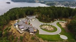 The Helipad Isn't Even The Most Impressive Part Of B.C. House For