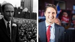 All The Times Justin Trudeau Reminded Us Of His