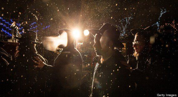 Hanukkah 2014 Photos Show Beautiful Celebrations Around The