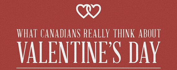 What Canadians Really Think About Valentine's
