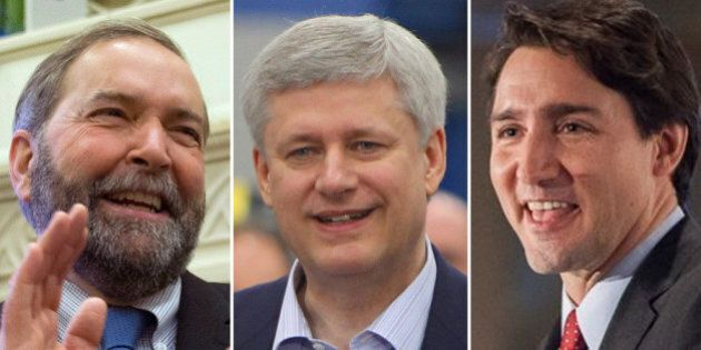 Canada Election 2015: Parties Target Each Others' Ridings As Campaign Nears