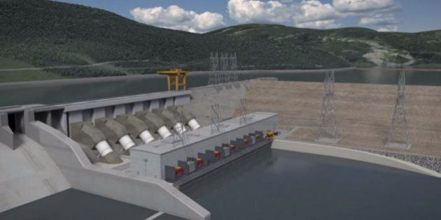 Site C Dam Project Approved By B.C.