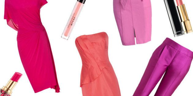 How To Find The Best Shade Of Pink For Your Skin