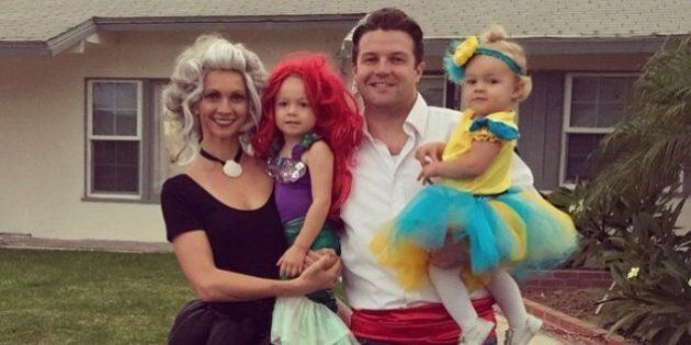 Disney Family Costumes: 20 Magical Ideas For Halloween