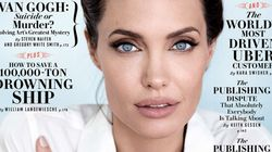Angelina Jolie Dishes On Married