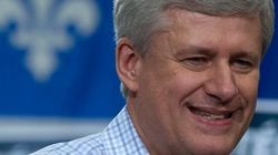 Harper Appears At