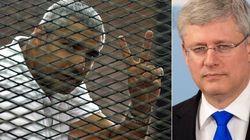Harper: Canada Will Continue To Push For Fahmy's