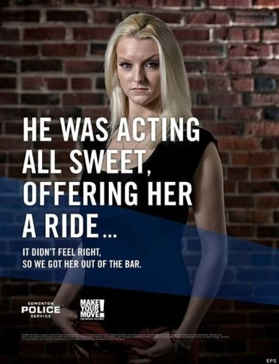 'Make Your Move' Campaign Launched By Edmonton Cops To Prevent Sexual Assault