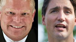 Rob Ford's Brother Says Trudeau Can't Lead Because He Smoked