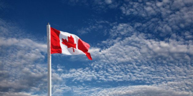 Canadian Flag Removed From Manitoba Poll Due To