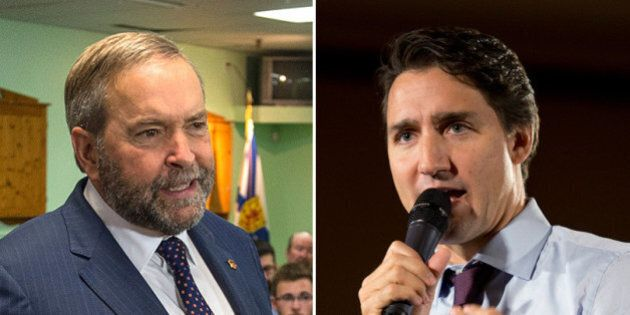 TPP Deal: Liberals, NDP Reject Briefing Offer From Harper