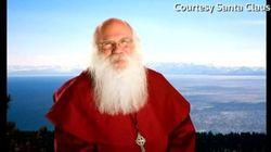 Santa Claus Just Won A North Pole