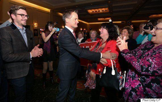Seamus O'Regan, Liberal MP, Enters