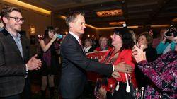 Liberal MP Seamus O'Regan Checks Himself Into