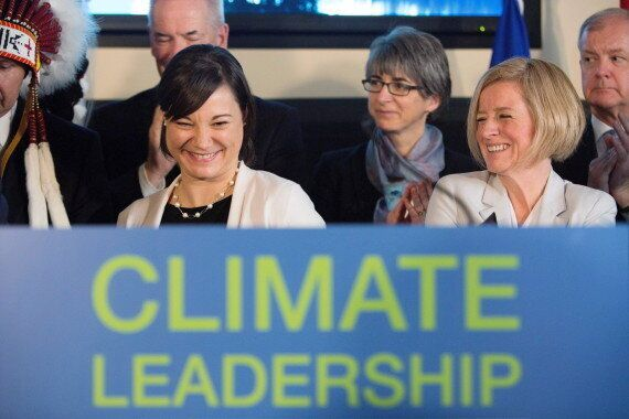 Alberta Climate Change Plan Is Just The Beginning: Environment Minister Shannon