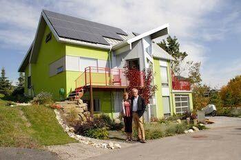 Echohaven: An Environmentally Friendly, Energy Efficient