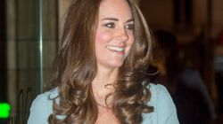 The Secret Behind Kate Middleton's New