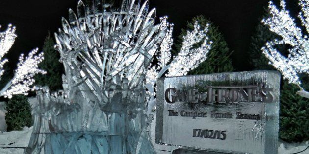 'Game Of Thrones' Season 4 Blu-Ray/DVD Is