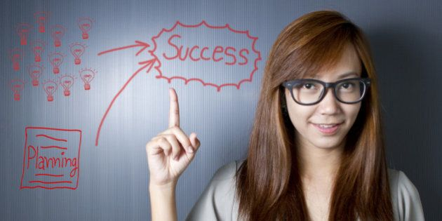 Working women draw leader business plan.