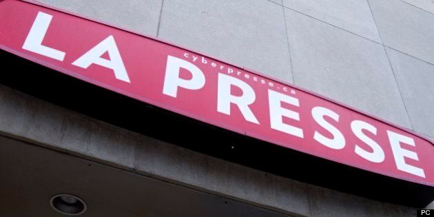 La Presse Stops Printing Weekday Editions After 131