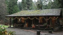 LOOK: B.C. Log Cabin Has Long History In TV,