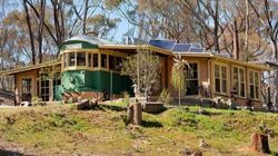 This Tram-Turned-House Is What We Call Living On The Right