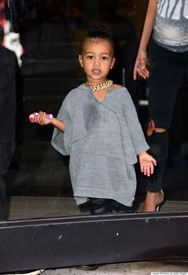 North West's Best Outfits Of