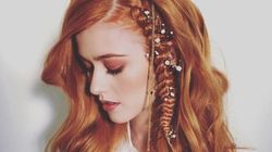 Gorgeous Braided Hairstyles Perfect For New Year's
