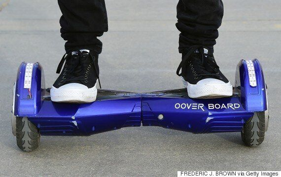 Hoverboard Toy Catches Fire, Prompts Evacuation At Texas