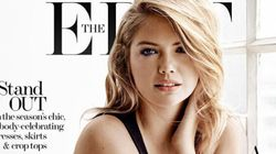 WATCH: Kate Upton Goes High Fashion For The