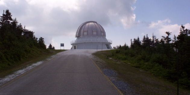 Mont-Megantic Observatory To Receive Public