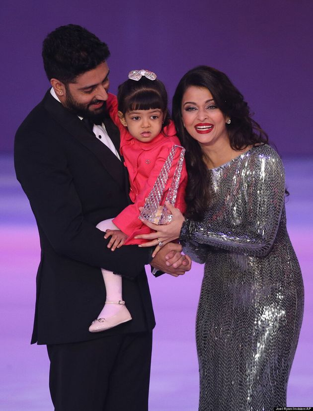 Aishwarya Rai Dazzles At Miss World 2014