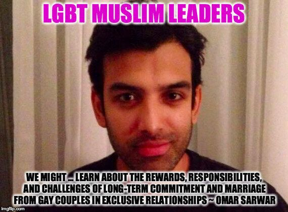 LGBT Muslim Leaders Offer Hope For The New